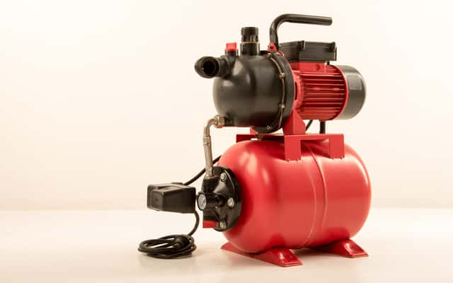 rain water pump